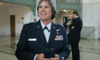 Retired Maj. Margaret Witt Tells All in New Book About Her Legal Fight