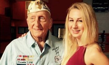 Student Answered Craigslist Ad, Became WWII Veteran's Best Friend