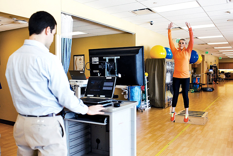 Research: Video Game Sensors Can Help With Physical Therapy